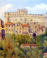 Caetani Castle Sermoneta