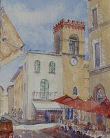 Castiglione clock Tower