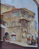 Cortona Arch to Piazza Republica