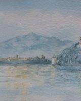 Islands of Lago Trasimeno