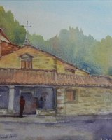 Le Celle monastery Cortona