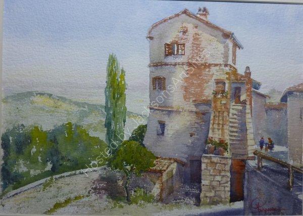 Monte Follonica Tuscany