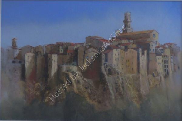 Pitigliano (2) Italy SOLD