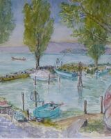 San Feliciano Fishing Harbour