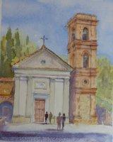 Santorio della Madonna del Bagno, Tuscany