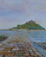 St Michaels Mount Marazion, Cornwall