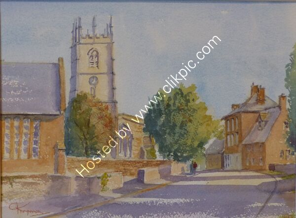 St Peters Church Hook Norton