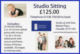 Studio Prices
