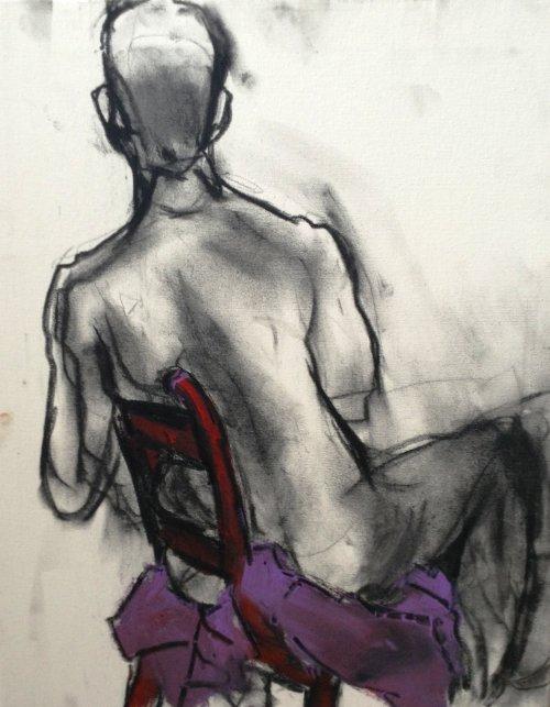 Male Nude Back