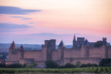 Carcassonne Sunset