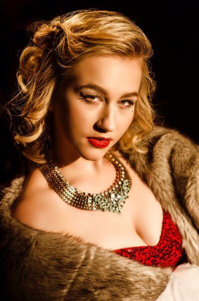 Tatjana Hollywood Glamour