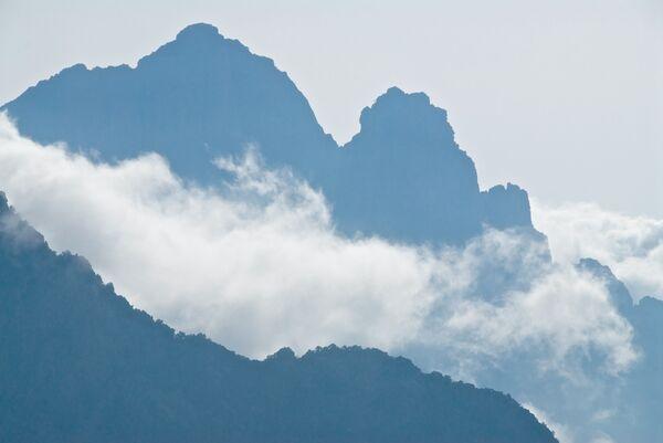Mountains Corsica
