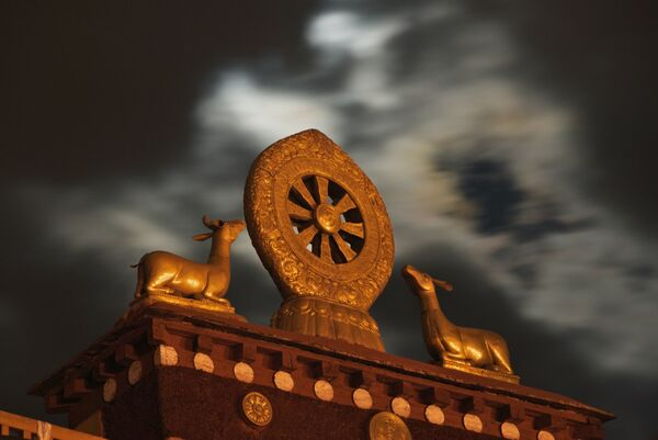 Jokhang Lhasa Tibet