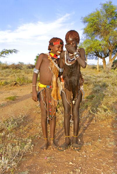 Hammer girls Ethiopia