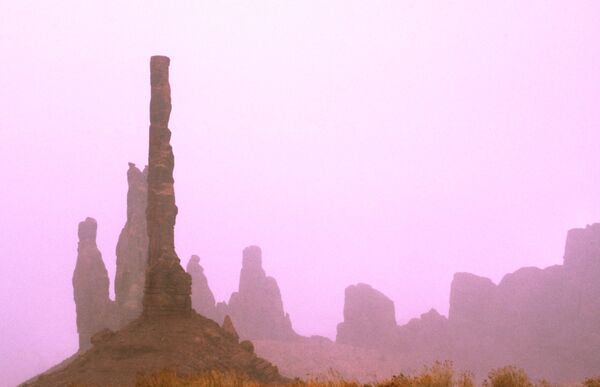 Totem pole Monument valley USA