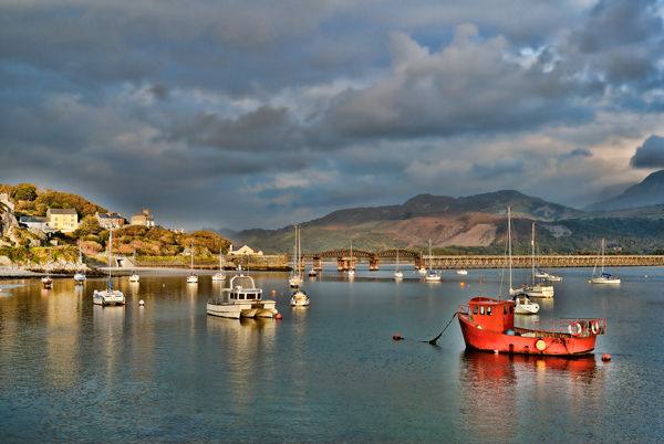 Barmouth Harbour No2