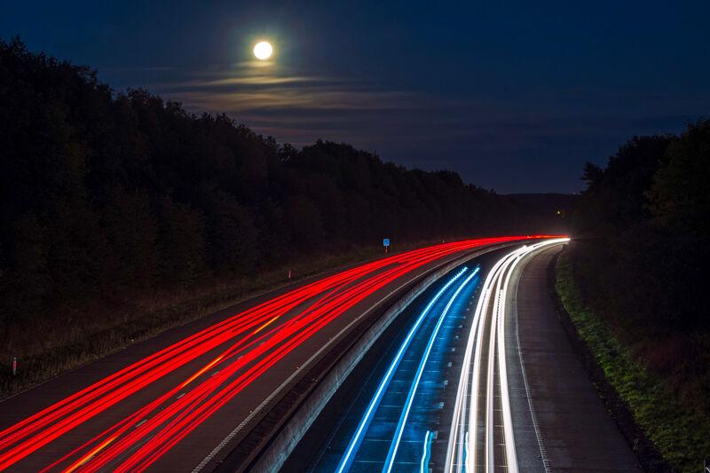 Hunters Moon Over M54
