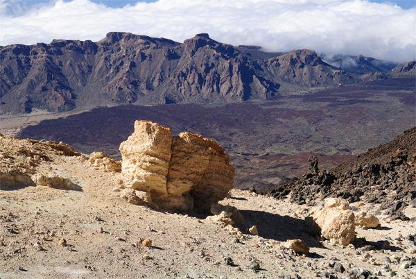 From Mount Teide