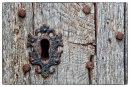 Rusty Key Hole