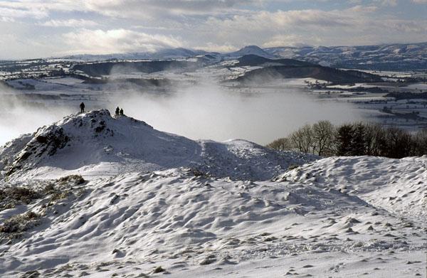 Wrekin Snow