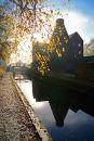 Coalport autumn