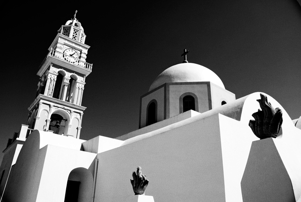 Santorini Church (No2)