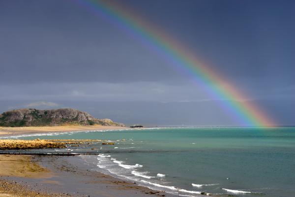Criccieth Rainbow