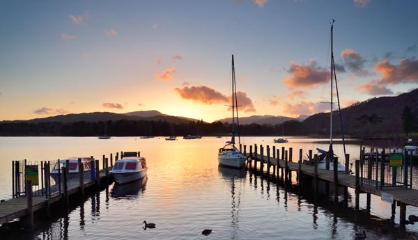 Waterhead Sunset