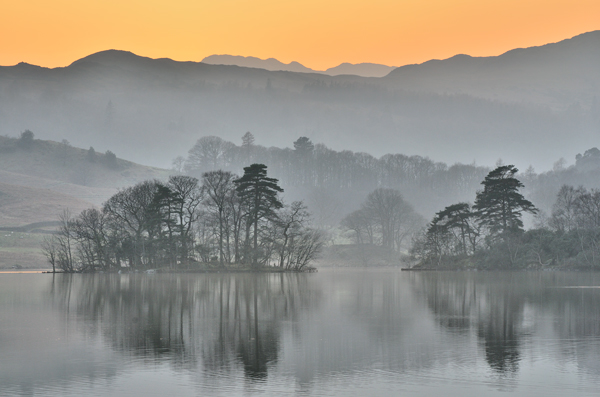 Rydal Afterglow No1