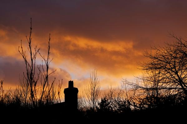 Priorslee Sunset