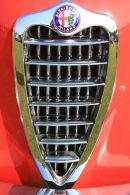 Alfa Romeo radiator grill