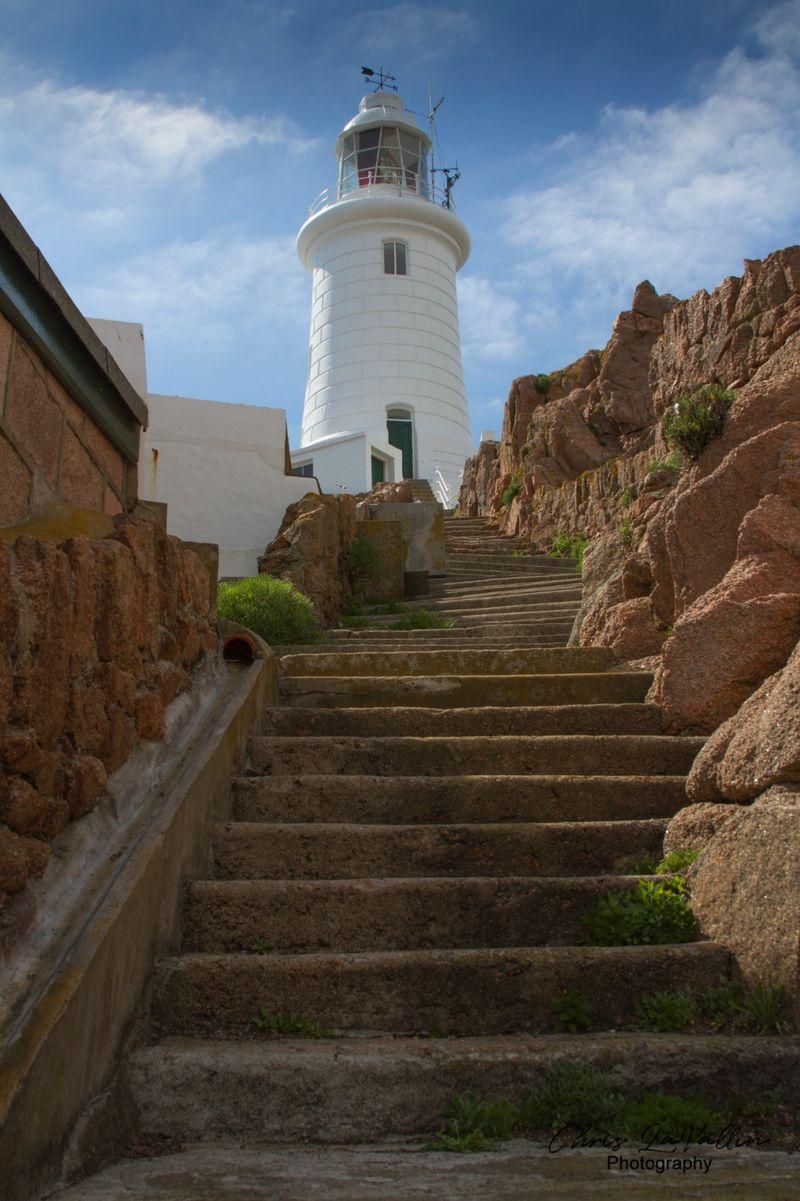 Corbiere Lighthouse, Jersey