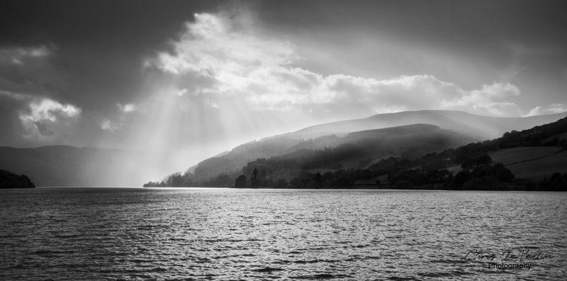 Tal-y-Bont Reservoir, Brecon Beacons