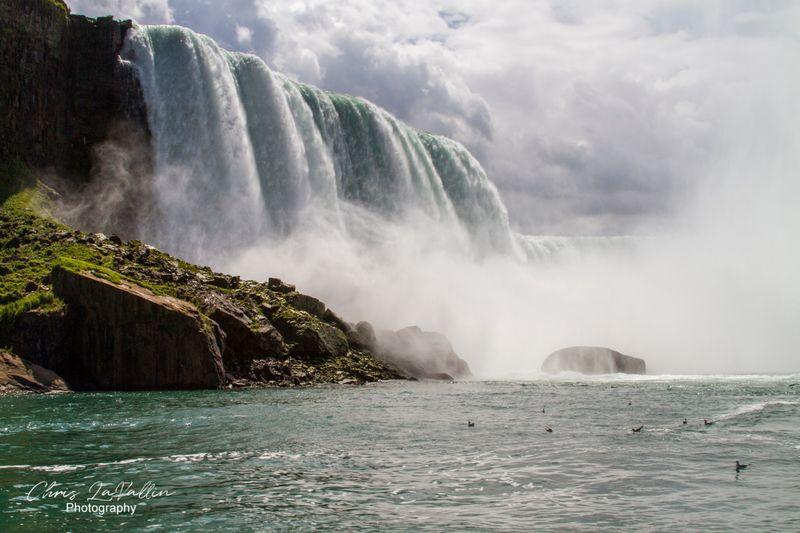 America Falls, Niagara