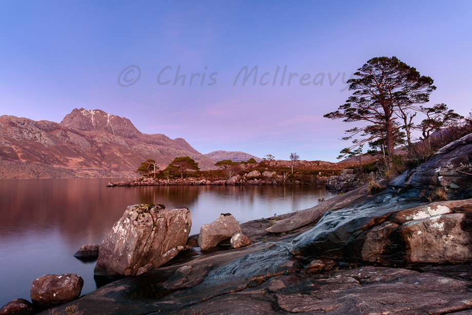 Loch Maree Twilight