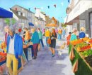 Market Day, Bridport