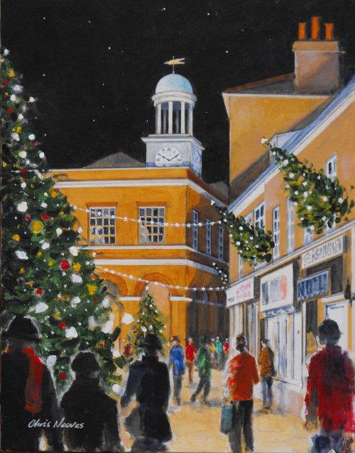 Town Hall Christmas