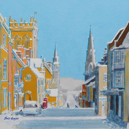 Dorchester Snow