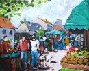Bridport Market Day