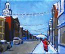 Santa in Bridport