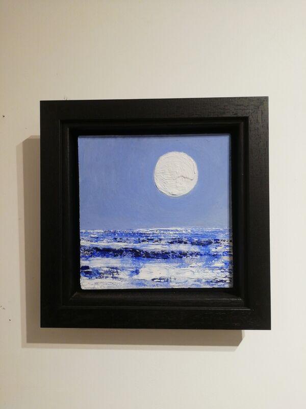 Moonlight peace