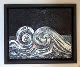 Meeting of waves