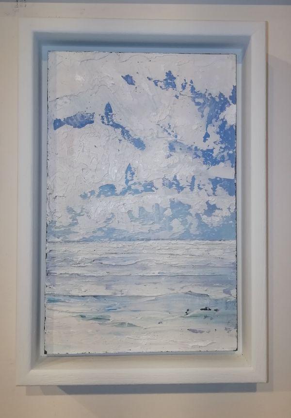 Aldeburgh Sea And Sky 2019