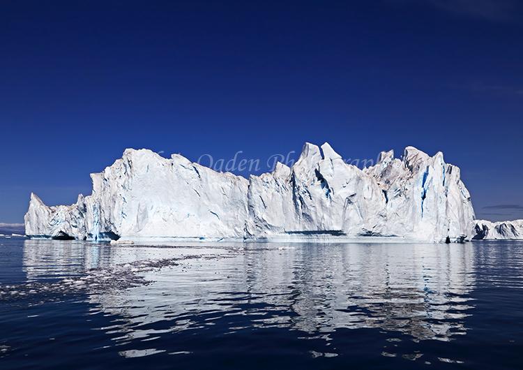 Greenland Iceberg #8