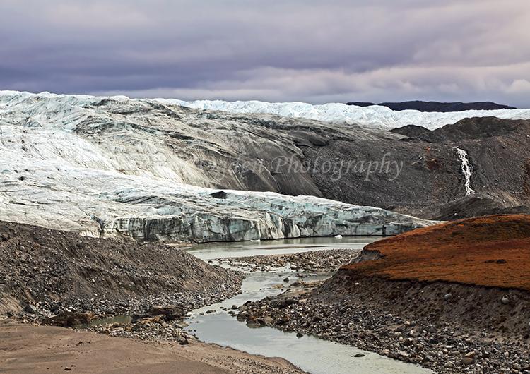 Ross Glacier #3