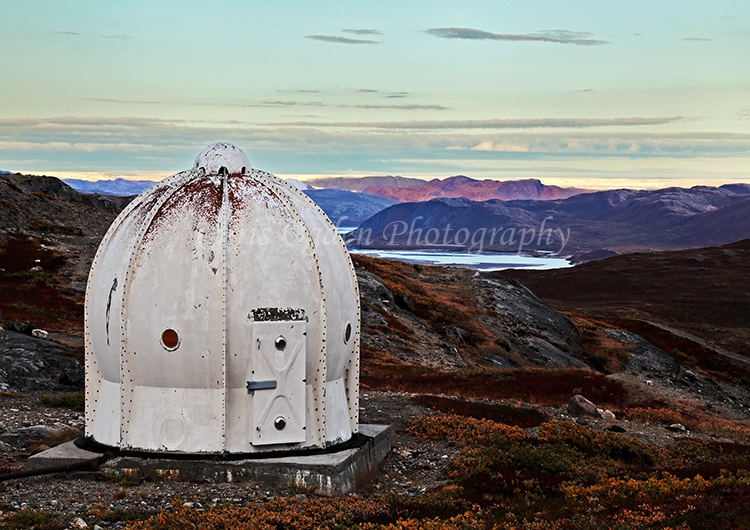 Kangerlussuaq Weather Station #1