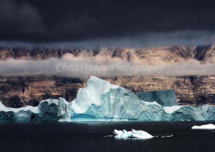 Greenland Iceberg #10