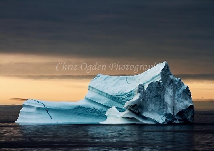 Greenland Iceberg #12
