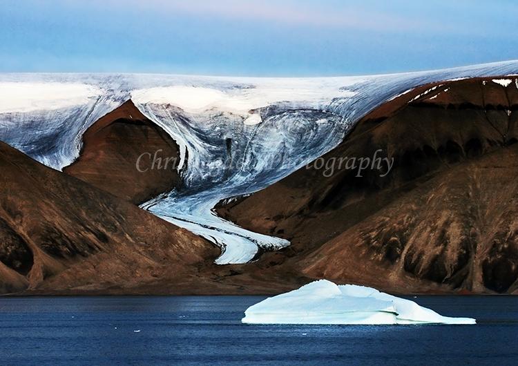 Greenland Glacier #1