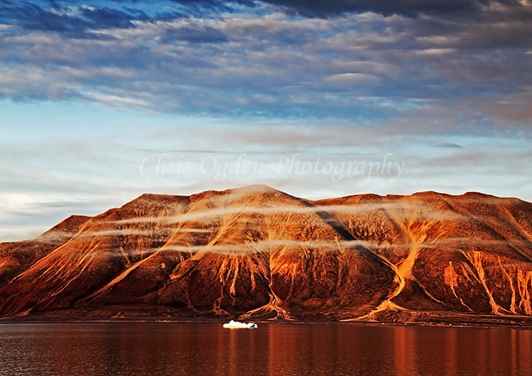 Greenland Mountain #1